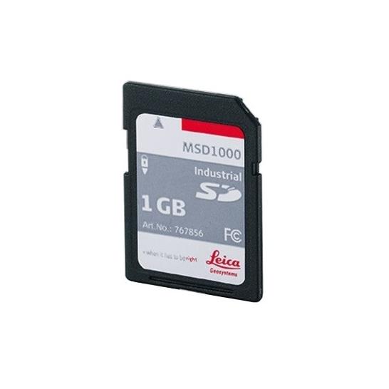 Leica MSD1000 1GB Industrial Grade SD Card