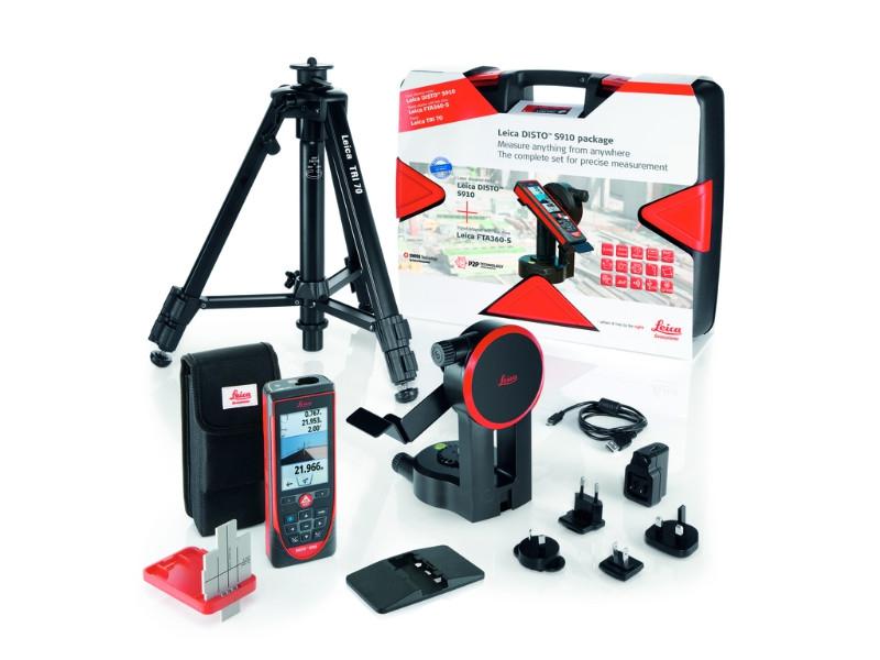 Leica Disto S910 Laser Distance Meter