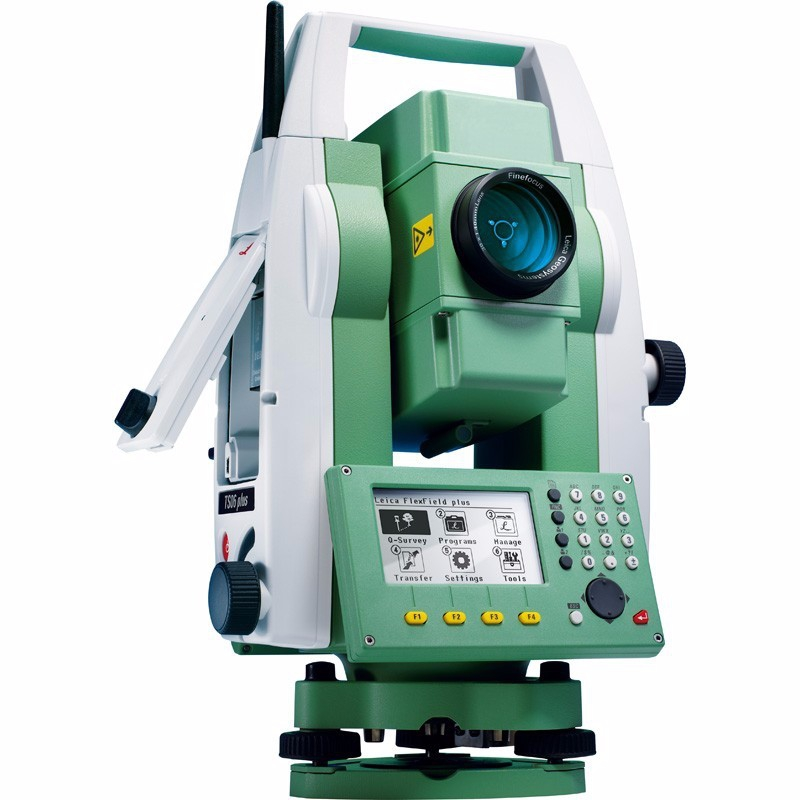 Leica Flexline TS06 Total Station