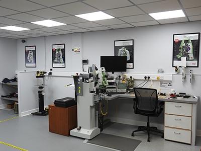 Survey Equipment Maintenance