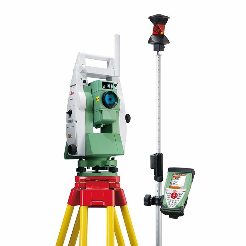 Leica TS12 Robotic Total Station