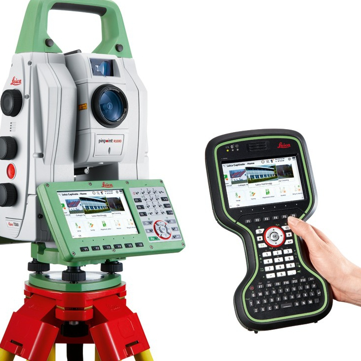 Leica Nova TS60 Total Station