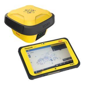 Leica iCon GPS