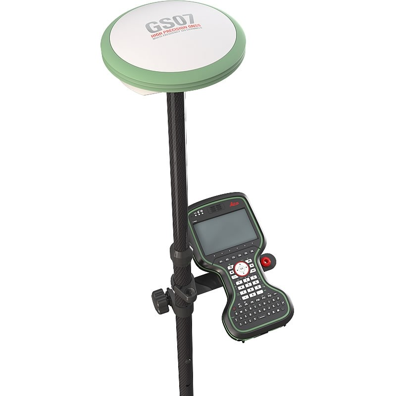 Leica GS07 GNSS Smart Antenna | For sale or hire by Survey
