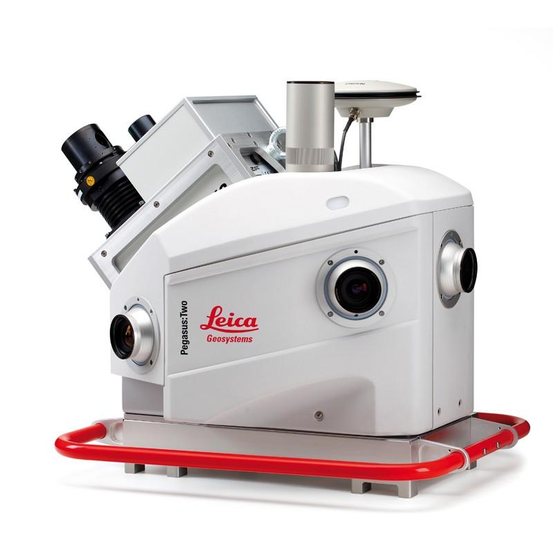 Leica Pegasus:Two Mobile Sensor Platform