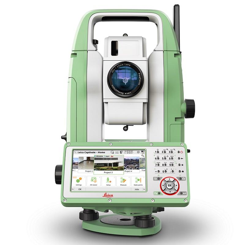 Leica Flexline TS10 Total Station