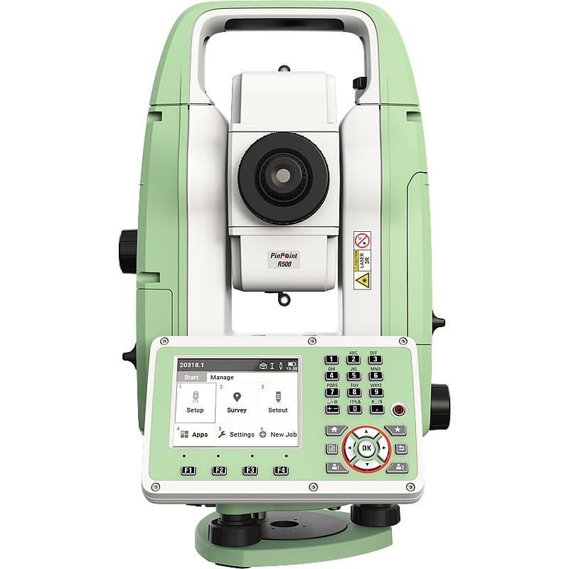 Leica Flexline TS03 Total Station