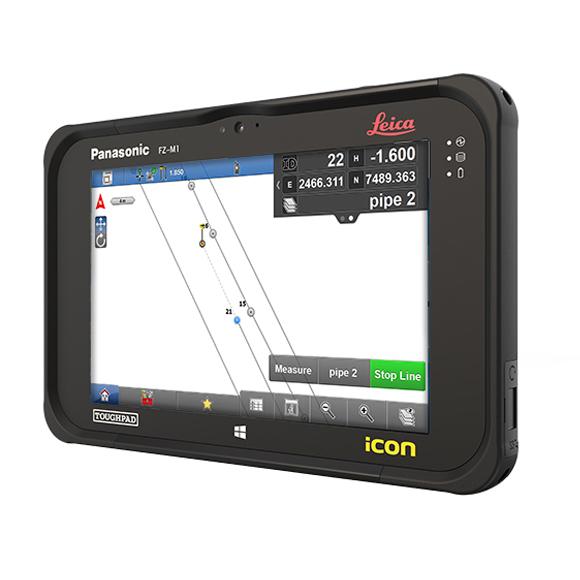 Leica iCON CC70 Controller