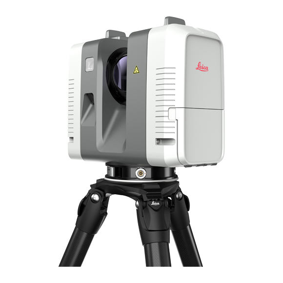 Leica RTC360 LT 3D Laser Scanner